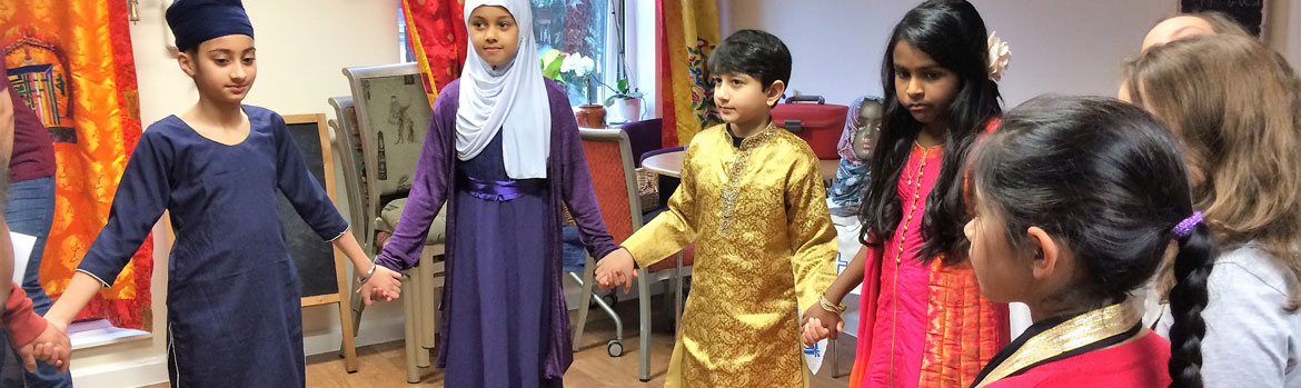 Children Multi Faith